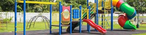 Sanificazione parco giochi